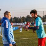 Сборная СевГУ одержала победу во втором матче весенней части НСФЛ