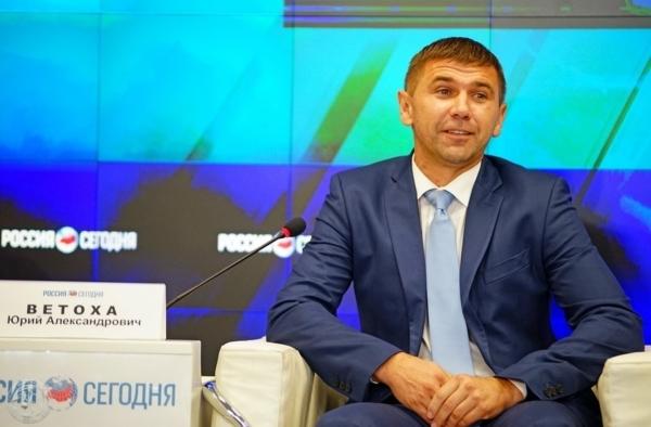Сегодня свой День рождения празднует Президент КФС Юрий Ветоха