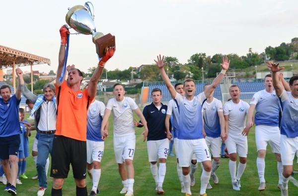 ФК «Севастополь» - победитель чемпионата ПЛ КФС сезона 2018/19