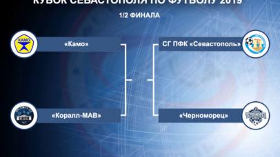 Определились все полуфиналисты Кубка города по футболу 2019
