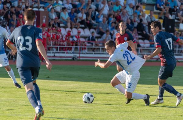 ФК «Севастополь» в серии пенальти уступил «ТСК-Таврии» в матче за Суперкубок КФС-2019