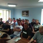 Судьи и инспекторы ФФС сдали нормативы и прошли тестирование перед новым сезоном ОЧРК