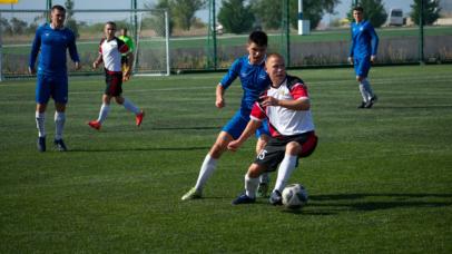 Чемпионат ВС РФ по футболу