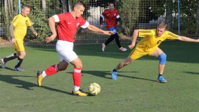 Военнослужащие Росгвардии вновь стали победителями ежегодного чемпионата по футболу в Севастополе
