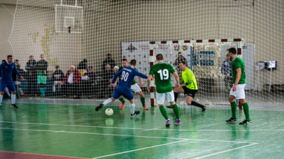 На базе филиала ЦСКА в Севастополе пройдёт второй чемпионат ВС РФ по мини-футболу