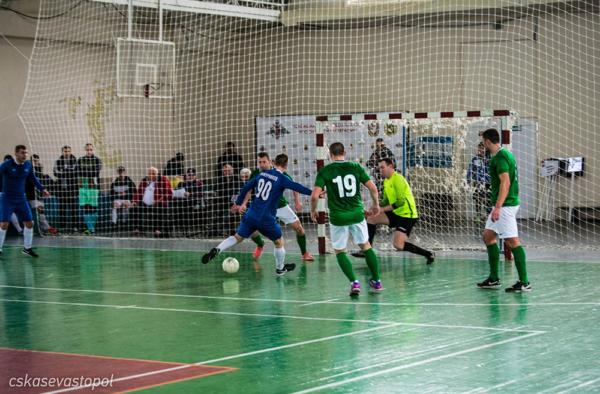 18112019 006 600x394 - На базе филиала ЦСКА в Севастополе пройдёт второй чемпионат ВС РФ по мини-футболу