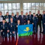 Сборная команда Воздушно-десантных войск - чемпион ВС РФ по мини-футболу 2019 года