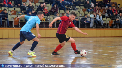 22 декабря пройдут матчи плей-офф «Кубка Региональной федерации футбола по мини-футболу»
