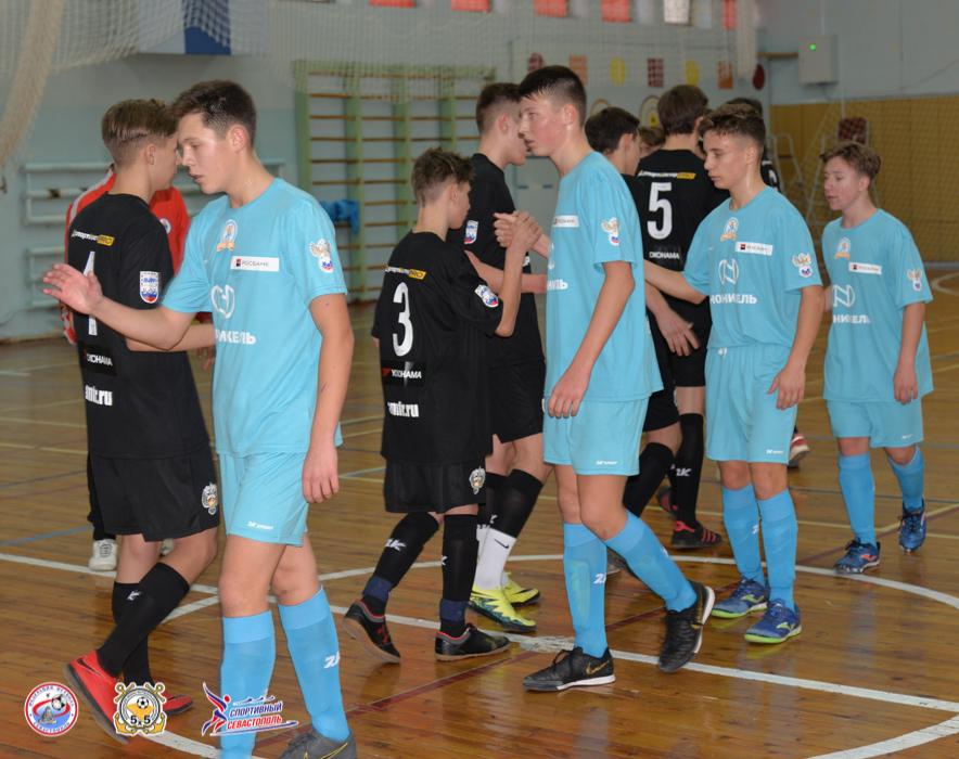 20012020 121 - «Мини-футбол - в школу» 2020: стартовал городской финал среди команд общеобразовательных учреждений