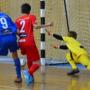 «Мини-футбол — в школу» 2020: стартовал городской финал среди команд общеобразовательных учреждений