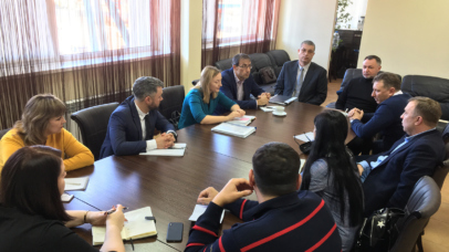 Представители Севастополя и Республики Крым обсудили совместное развитие футбола