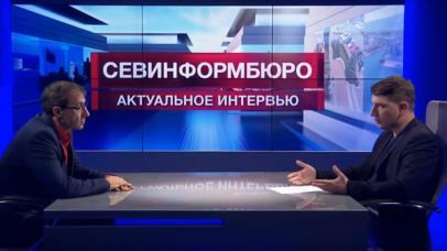 «Актуальное интервью»: Юрий Строчков о развитии детского и взрослого мини-футбола в городе