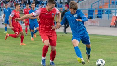 Сегодня пройдут матчи 17-го тура Премьер-лиги КФС сезона 2019/20