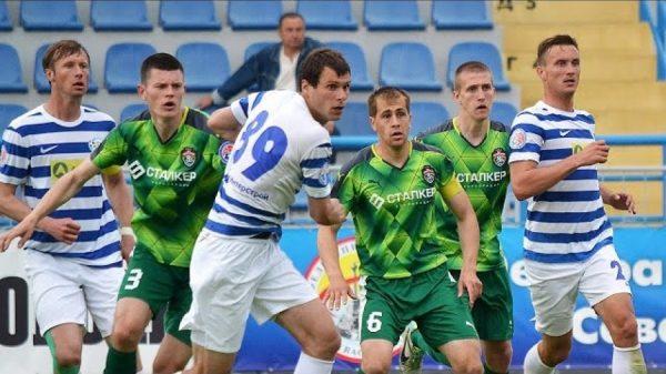 Юрий Плешаков в атаке
