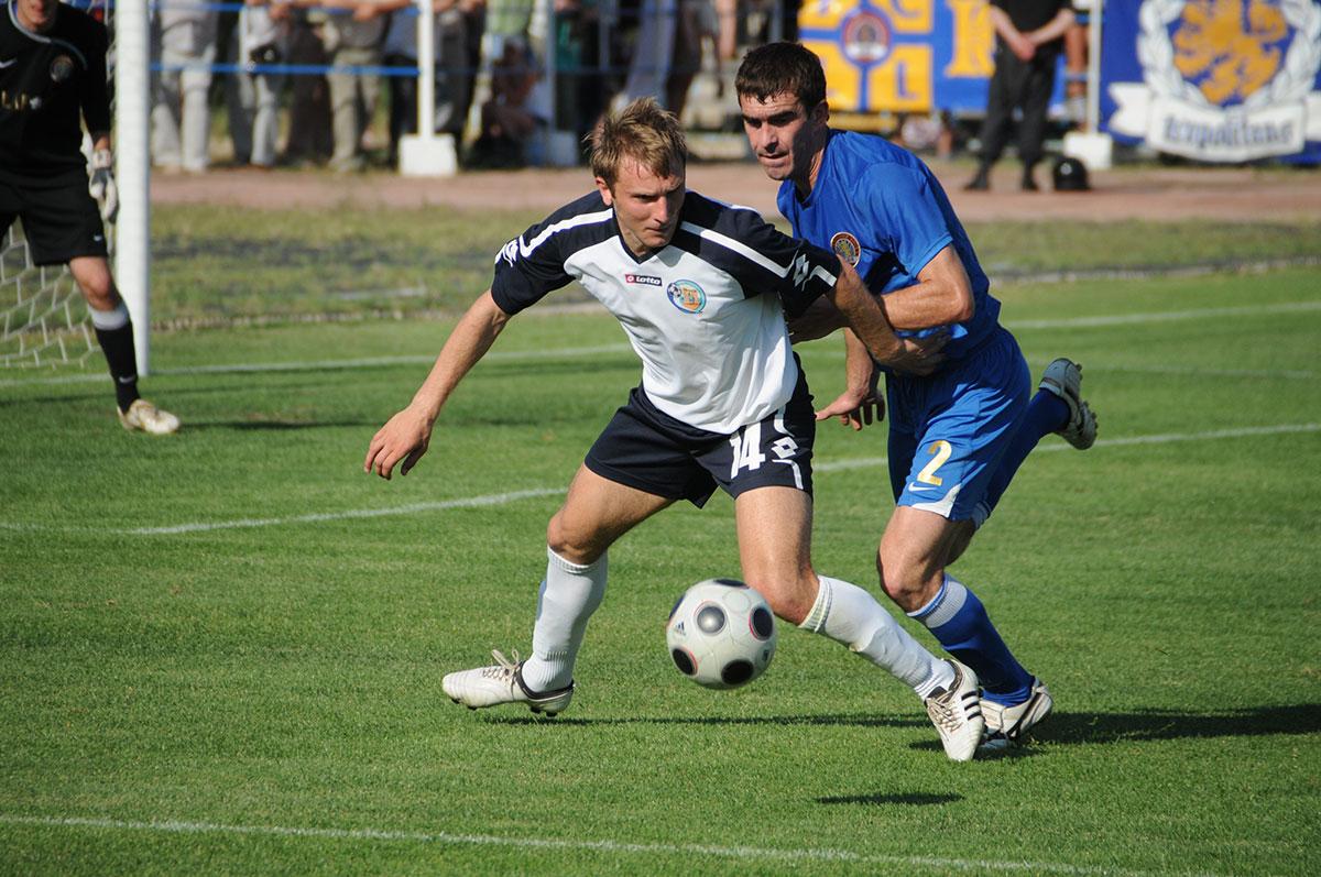 «Этот день в истории»: десять лет назад ПФК «Севастополь» стал сильнейшим среди команд Первой лиги