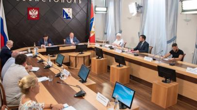 Состоялось совещание представителей спортивных федераций Севастополя и заместителя министра спорта РФ