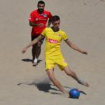 Качинский «Авиатор» стал обладателем первого Открытого кубка командующего ЧФ по пляжному футболу
