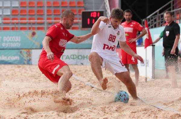 Севастополец Остап Фёдоров стал чемпионом России по пляжному футболу