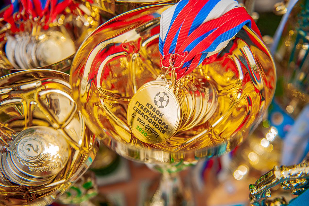 3 октября стартует Молодежный турнир по мини-футболу «Кубок Губернатора города Севастополя»
