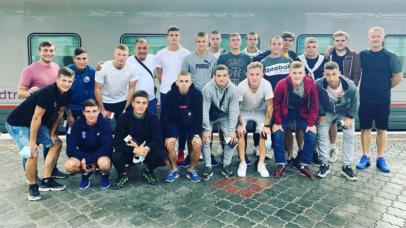 Сборная СевГУ вступает в решающую битву за путевку в Премьер-группу НСФЛ