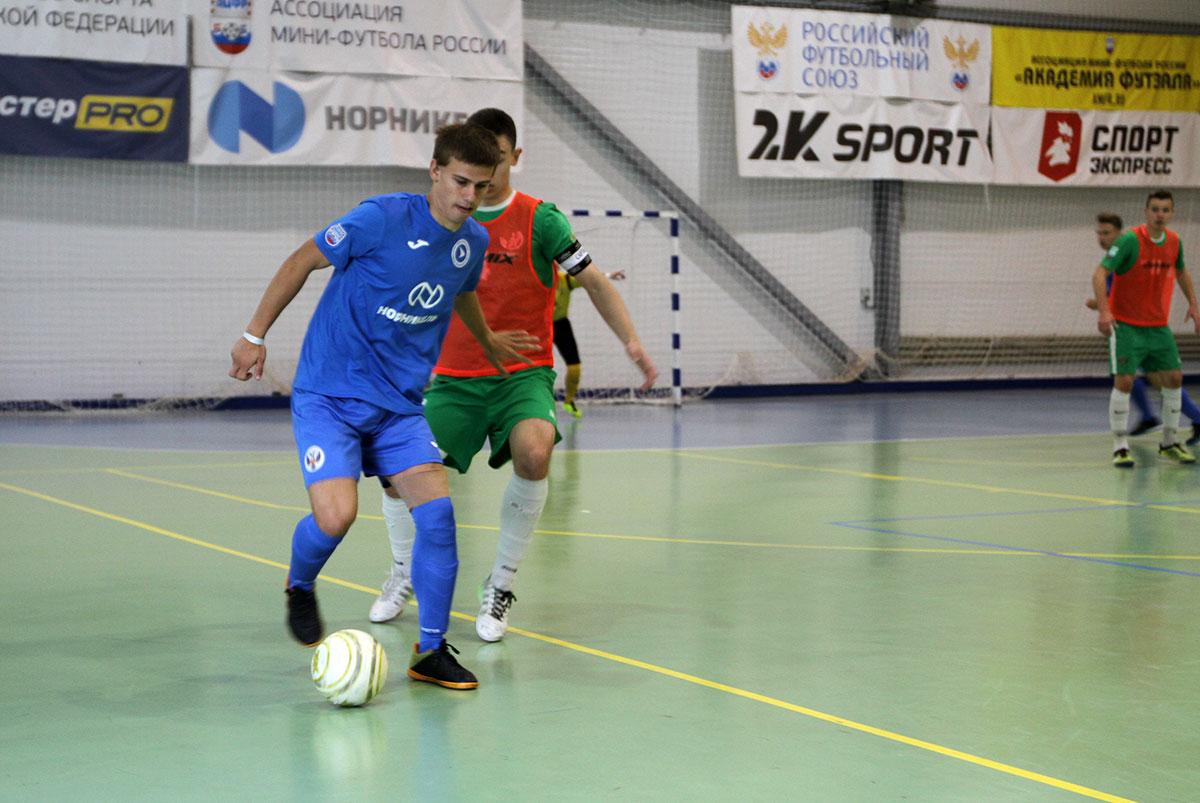 Сборная СевГУ - седьмая в Серебряной лиге Второго дивизиона общероссийского проекта «Мини-футбол – в вузы» 2020 года