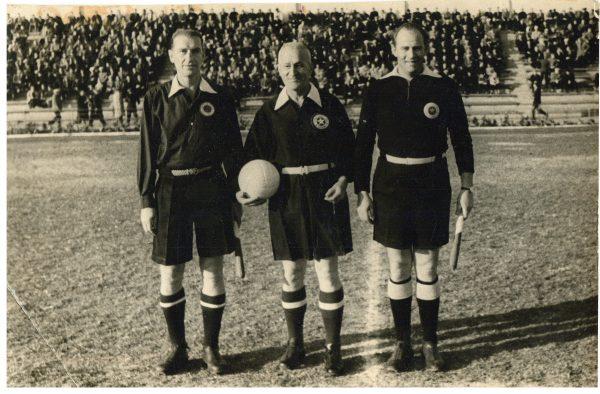 Футбольные судьи Севастополя. Исторический очерк