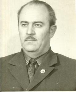 Наум Михайлович Заславчик — судья Республиканской категории