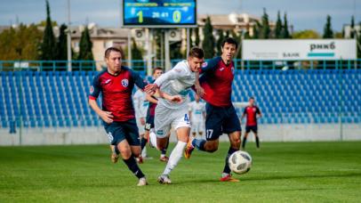 Премьер-лига КФС 2020/21: ФК «Севастополь» одержал уверенную победу в «Крымском дерби»