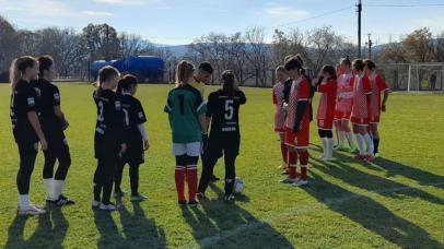 Итоги Первенства Севастополя по футболу 2020 года среди девичьих команд 2004-2005 г.р.