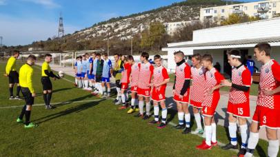 Итоги Первенства Севастополя по футболу 2020 года среди команд юношей 2004-2005 г.р.