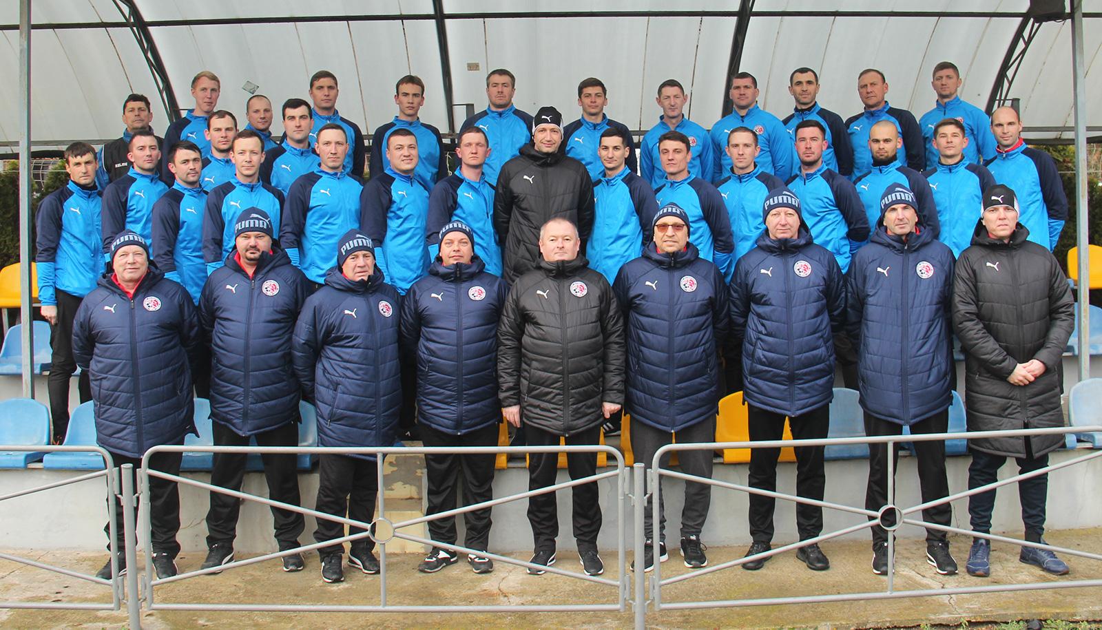 Судьи и инспекторы Федерации футбола Севастополя завершили подготовку к весенним матчам чемпионата и Кубка КФС