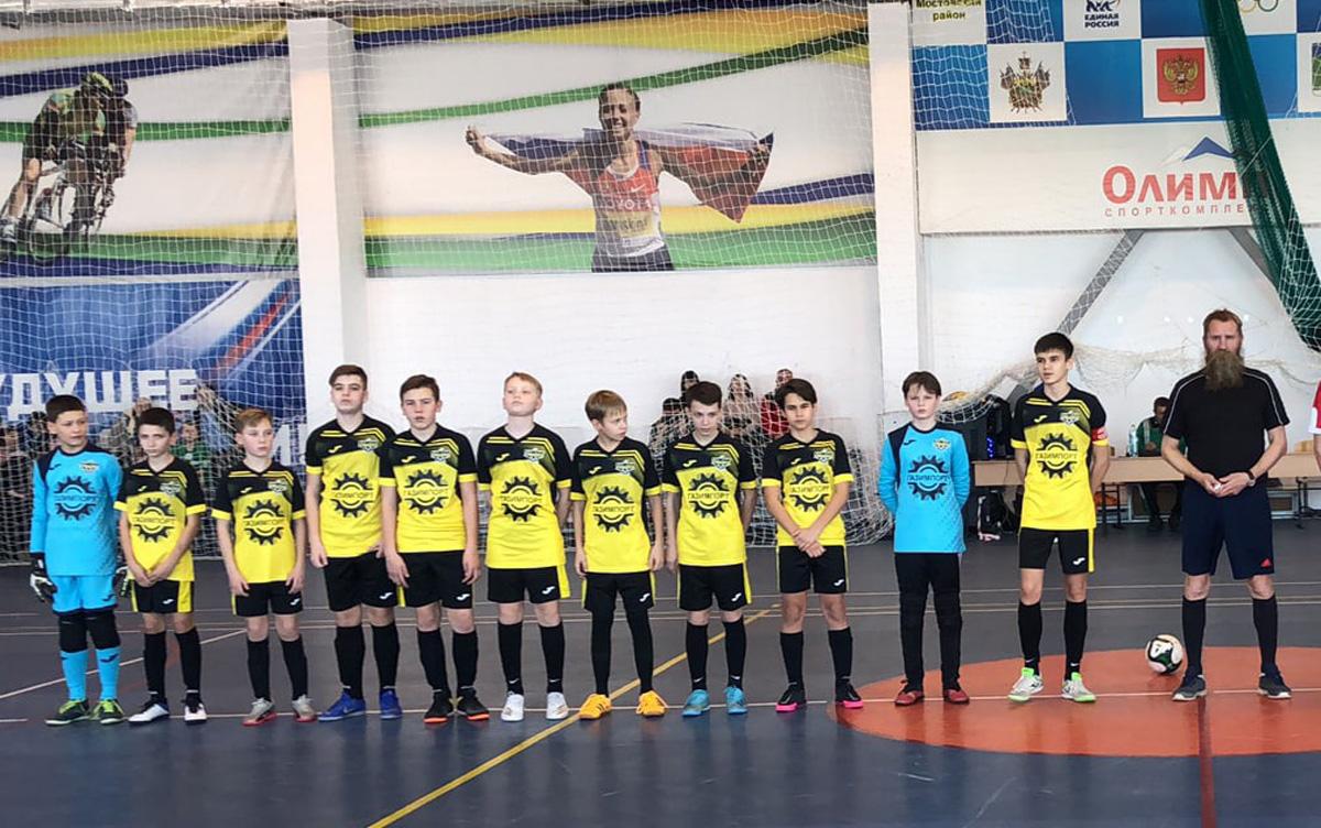 Севастопольские футзалисты впервые поборолись за выход на Всероссийский финал первенства России