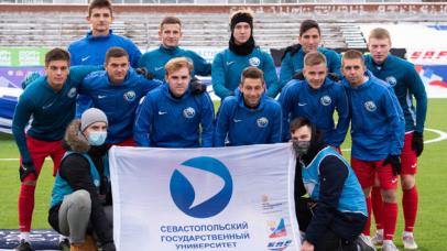 Высшая лига для севастопольского футбола. СевГУ стартует в новом сезоне НСФЛ