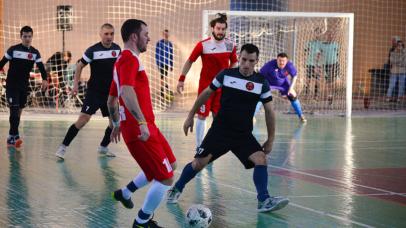 Дозор и ST.AR разыграют Суперкубок Севастополя по футзалу
