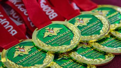 Сборная Южного ВО — победитель чемпионата Вооруженных Сил РФ по мини-футболу — 2021
