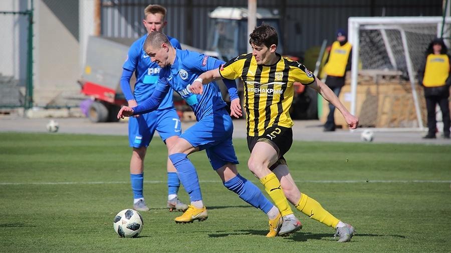 Состоялись первые полуфинальные матчи Кубка сезона-2021