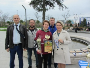 Победителям и призерам Фестиваля девичьего футбола «Ника» вручены долгожданные награды