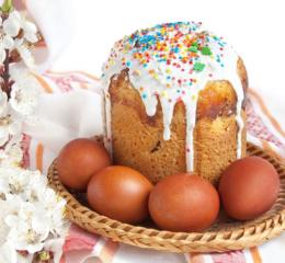 Примите самые теплые пожелания в праздник Светлого Христова Воскресения!