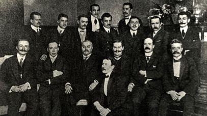 Этот день в истории: 15 мая 1911 года (2 мая по ст.ст.) в канцелярии севастопольского градоначальства был зарегистрирован устав первой в Севастополе официальной спортивной организации