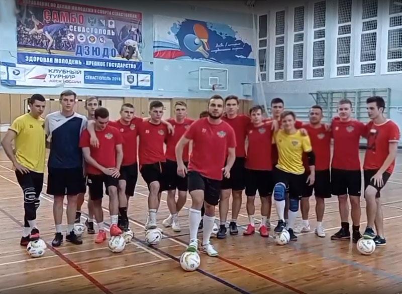 Севастопольский МФК «Капитан-Fidele-2» – победитель Первого дивизиона «Арсеналъ Лиги Крыма»!