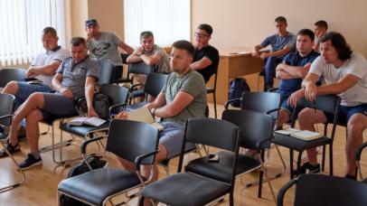 Состоялось организационное собрание, посвященное Первенству Севастополя среди детско-юношеских команд 2021/22