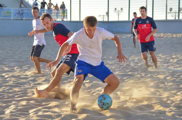 Состоялась жеребьевка Кубка Губернатора Севастополя по пляжному футболу – 2021