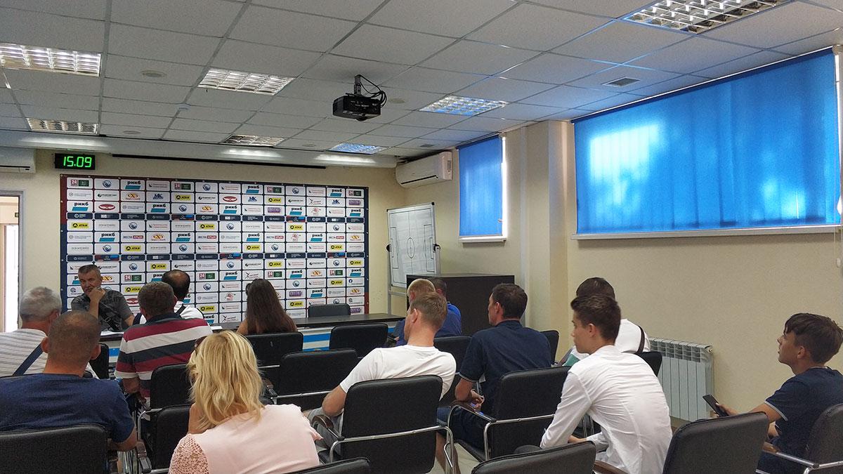 Результаты жеребьевки молодежного Кубка Губернатора города Севастополя по мини-футболу