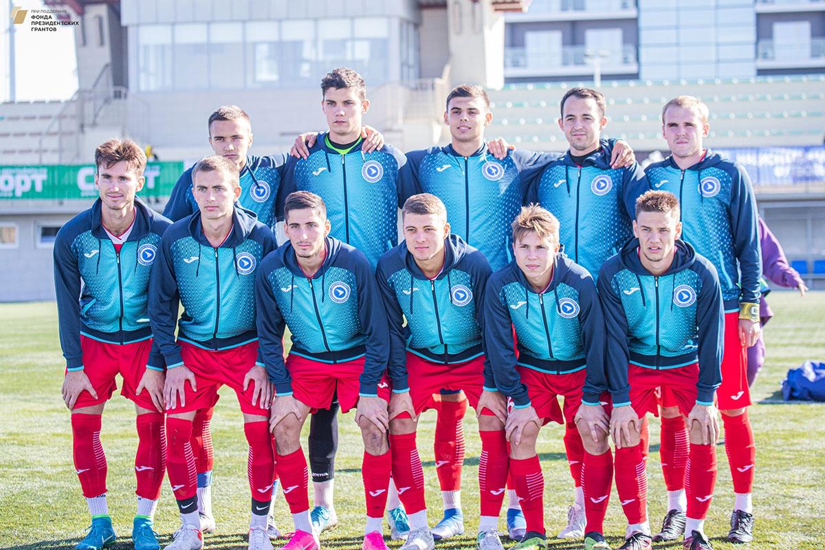 СевГУ-2 обыграл лидера группы «В» Высшего дивизиона НСФЛ